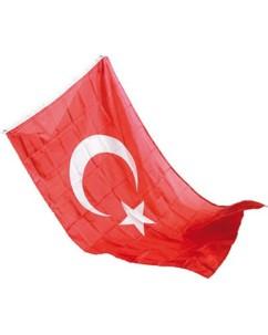 Drapeau national Turquie