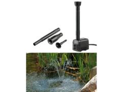 Fontaine de bassin électrique