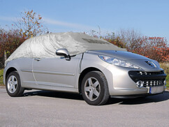 Housse de protection auto  grand froid - 300 X 140 X 40 cm