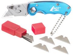 Mini cutter porte-clés - Avec 10 lames neuves