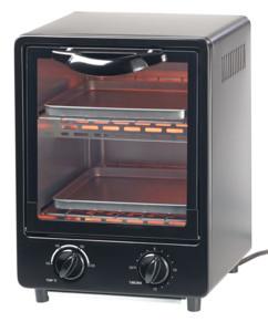 mini four électroqie 900w avec 2 étages grille plaque de cuisson pour petit appartement studio étudiant