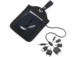 Panneau solaire mobile avec batterie 1000 mAh
