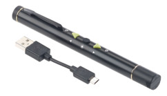 Pointeur laser vert avec fonction télécommande