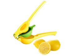 presse citron vert jaune et oranges manuel avec adaptateur pour préparation cocktails