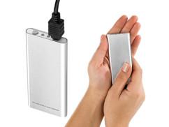 Réchauffe-mains rechargeable via USB