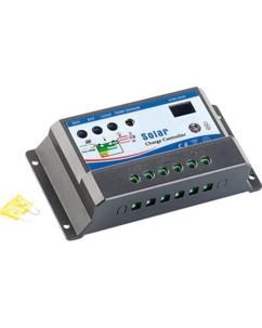 Régulateur pour installations solaires 12 V / 10 A
