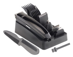 kit tondeuse de précision multi sabot pour entretien barbe moustache cheveux aisselles pubis maillot avec longueur réglable