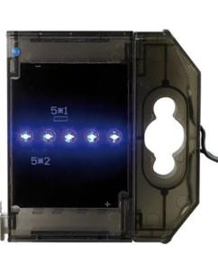 Caractère spécial lumineux à LED - '' - '' bleu