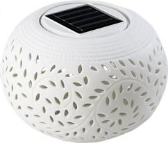 Lampe à LED solaire ''Méditerranée''