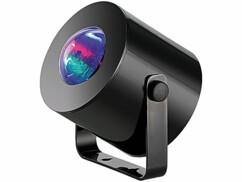 Lumière disco mobile à Mini LED