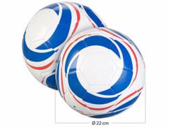 2 ballons de football spécial entraînement - Taille 5 - 440 g