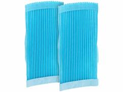 Deux filtres de rechange pour ventilateur colonne VT-420 Sichler Haushaltsgeräte.