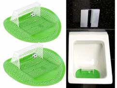 2 mini-terrains de foot pour urinoir