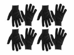 4 gants de toilette Peeling