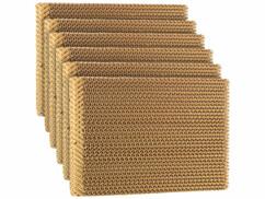 6 filtres de rechange pour rafraîchisseur et humidificateur d'air LW-620