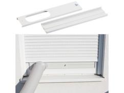 Adaptateur de fenêtre et volet roulant pour climatiseurs ACS-90 et ACS-120.out