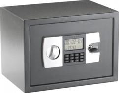 Coffre-fort en acier avec code numérique et écran LCD 22 litres