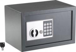 Coffre-fort en acier avec code numérique 12 litres