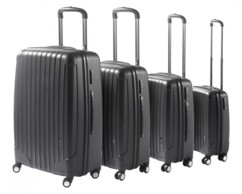 Ensemble de 4 valises trolley
