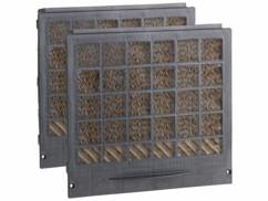 2 filtres de rechange pour rafraîchisseur d'air LW-440