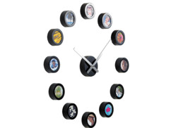 Horloge murale personnalisable 12 photos