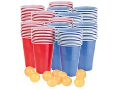 2 jeux à boire à 10 balles et 120 gobelets