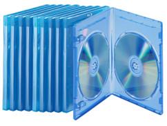 10 boîtiers doubles pour Blu-Ray