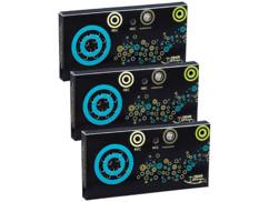 3 modules sonores pour paquet cadeau
