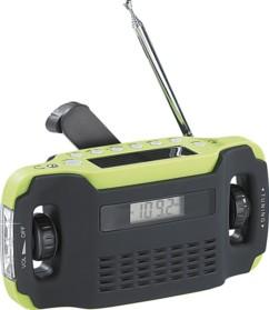 Radio portable solaire & dynamo SOL-1510