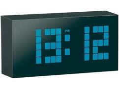 Réveil à LED et thermomètre