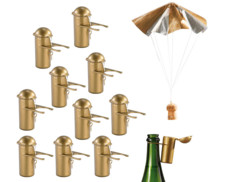 10 parachutes pour bouchon