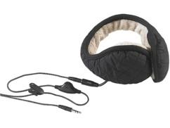 Cache-oreilles avec écouteurs intégrés