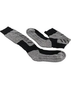 Chaussettes de ski thermo-respirantes taille 43-46