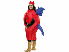 Costume gonflable ''Diable''