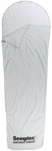 Drap pour sac de couchage sarcophage en coton
