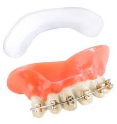 Fausses dents appareil dentaire
