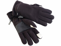 Gants chauffants pour écrans tactiles - Taille L