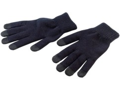 Gants en tricot pour écrans tactiles - taille M