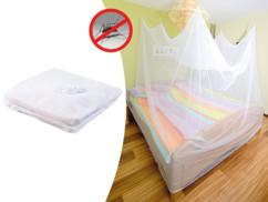 Moustiquaire de voyage pour lit double