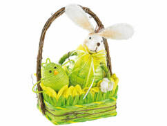 Panier de Pâques décoratif