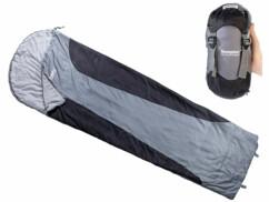Sac de couchage sarcophage ultralight en microfibre