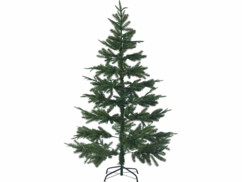 Sapin de Noël artificiel avec support 180 cm