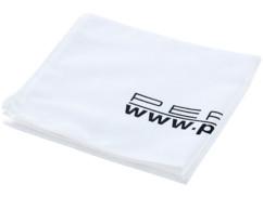 Serviette de bain microfibre 80 X 40 cm blanc
