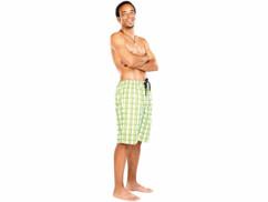 Short de bain homme ''Surf'' vert - taille M