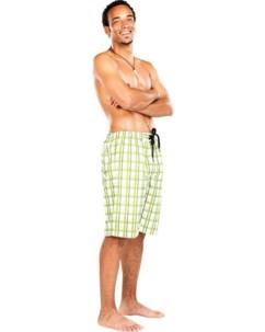 Short de bain homme ''Surf'' vert - taille XXL