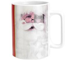 Tasse musicale de Noël ''Ho Ho Ho''