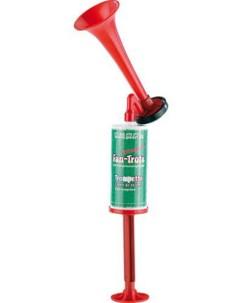 Trompette corne de brume avec pompe à compression