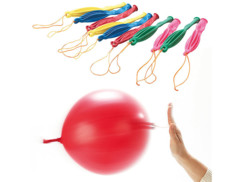 10 ballons Punch XXL