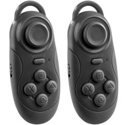 2 manettes de jeu type joystick avec bluetooth