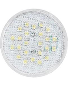 4 ampoules 24 LED SMD High-Power GX53 lumière du jour